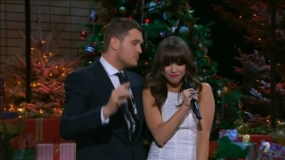 Rockin Around The Christmas Tree - Jingle Bell Rock (Live) - Carly Rae Jepsen, Michael Bublé