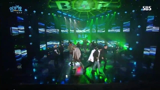 Young Wild & Free (Inkigayo 06.12.15) - B.A.P