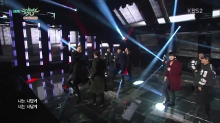 Young Wild & Free (Music Bank 04.12.15) - B.A.P