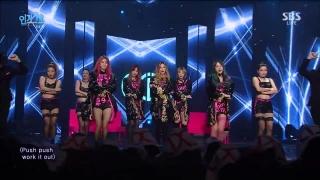 Hot Pink (Inkigayo 13.12.15) - EXID