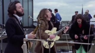Don't Let Me Down - The Beatles