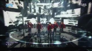Run (Inkigayo 03.01.16) - BTS