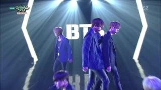 Run (Music Bank 08.01.16) - BTS