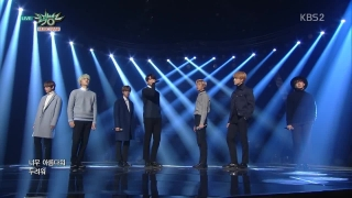 Butterfly (Music Bank 08.01.16) - BTS