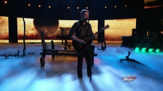 Die A Happy Man - Barrett Baber (The Voice US SS9 - Finals) - Unknown