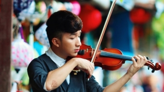 Cầu Vồng Đêm Mưa (Violin Cover) - Hoàng Rob