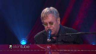 Blue Wonderful (The Ellen Show) - Elton John
