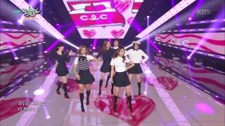 High Heels (Music Bank 25.03.16) - CLC