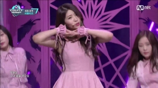 Destiny (M Countdown 28.04.2016) - Lovelyz