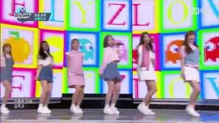 1cm (M Countdown 28.04.2016) - Lovelyz
