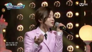 My Star (M Countdown 28.04.2016) - Lee Hi