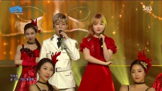 Re-Bye (Inkigayo 05.06.2016) - Akdong Musician