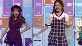 No Oh Oh (Inkigayo 05.06.2016) - CLC