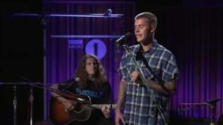 Cold Water (Live In The Live Lounge) - Justin Bieber