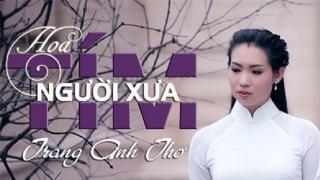 Hoa Tím Người Xưa - Trang Anh Thơ