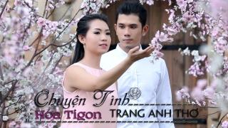 Chuyện Tình Hoa Tigon - Trang Anh Thơ