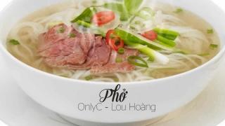 Phở (MV Fanmade, Lyrics) - Only C
