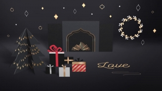 Home For Christmas (Lyric Video) - R. Kelly