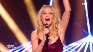 Night Fever (Danse Avec Les Stars 2016) - Kylie Minogue