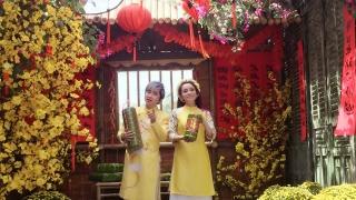 Liên Khúc Happy New Year - Bằng Cường, Sơn Ca