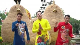 Chào Mùa Xuân Mới - Quách Beem, Lưu Minh Tuấn, Huy Nam