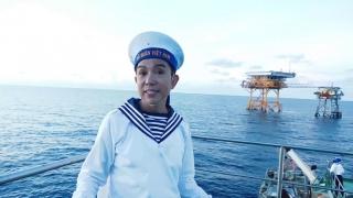 Chút Thư Tình Người Lính Biển - Long Nhật