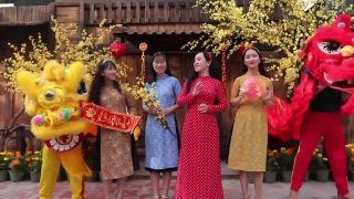 Đón Xuân - Hà Vân