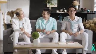 Cùng Nhau Viết Chuyện Tương Lai - Lân Nhã, Karik, Quang Bảo (MC)