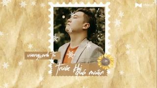 Trước Khi Quá Muộn (Lyric Video) - Vương Anh Tú