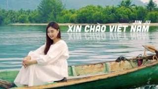 Xin Chào Việt Nam (Cover) - JinJu