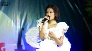 Nụ Hôn Đánh Rơi (Live) - Hoàng Yến Chibi