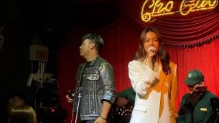 Taxi (Live) - Phạm Quỳnh Anh, Hamlet Trương
