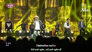 Just Tell Me (Inkigayo 10.05.15) (Vietsub) - MYNAME